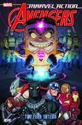 Cover-Bild zu Manning, Matthew K.: Marvel Action: Avengers: The Fear Eaters (Book Three)