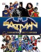 Cover-Bild zu Manning, Matthew K.: Batman Character Encyclopedia