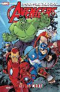 Cover-Bild zu Manning, Matthew K.: Marvel Action: Avengers: The New Danger (Book One)