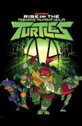Cover-Bild zu Manning, Matthew K.: Rise of the Teenage Mutant Ninja Turtles