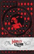 Cover-Bild zu Manning, Matthew K.: Harley Quinn Hardcover Ruled Journal
