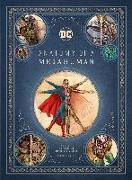 Cover-Bild zu S.D. Perry: DC Comics: Anatomy of a Metahuman
