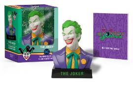 Cover-Bild zu Manning, Matthew K.: The Joker Talking Bust and Illustrated Book