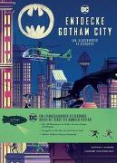 Cover-Bild zu Manning, Matthew K.: Entdecke Gotham City