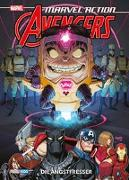 Cover-Bild zu Manning, Matthew K.: Marvel Action: Avengers