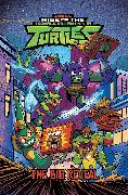 Cover-Bild zu Manning, Matthew K.: Rise of the Teenage Mutant Ninja Turtles: The Big Reveal