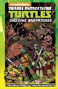 Cover-Bild zu Manning, Matthew K.: Teenage Mutant Ninja Turtles Amazing Adventures: The Meeting of the Mutanimals