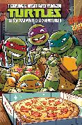 Cover-Bild zu Lanzing, Jackson: Teenage Mutant Ninja Turtles: New Animated Adventures Omnibus Volume 2