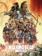 Cover-Bild zu Matthew K. Manning: The Art of AMC's The Walking Dead Universe