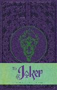 Cover-Bild zu Matthew K. Manning: The Joker Ruled Pocket Journal