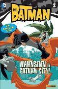 Cover-Bild zu Manning, Matthew K.: Batman TV-Comic