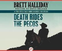 Cover-Bild zu Halliday, Brett: Death Rides the Pecos