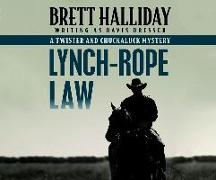 Cover-Bild zu Halliday, Brett: Lynch-Rope Law
