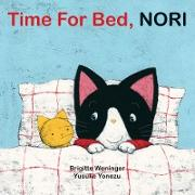 Cover-Bild zu Weninger, Brigitte: Time for Bed, Nori