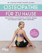 Cover-Bild zu Osteopathie für zu Hause von Pfitzer, Torsten