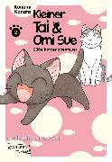 Cover-Bild zu Kanata, Konami: Kleiner Tai & Omi Sue - Süße Katzenabenteuer 2