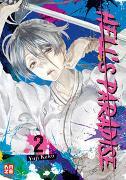 Cover-Bild zu Kaku, Yuji: Hell's Paradise - Band 2