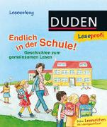 Cover-Bild zu Tielmann, Christian: Duden Leseprofi - Endlich in der Schule!