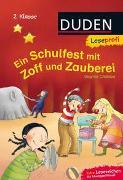 Cover-Bild zu Chidolue, Dagmar: Leseprofi - Ein Schulfest mit Zoff und Zauberei, 2. Klasse
