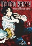 Cover-Bild zu Jujutsu Kaisen - Band 0 von Gege, Akutami