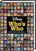 Cover-Bild zu Disney, Walt: Disney: Who's Who - Das A bis Z der Disney-Figuren