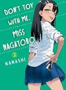 Cover-Bild zu Nanashi: Don't Toy With Me, Miss Nagatoro, volume 2