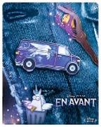 Cover-Bild zu Onward - En Avant - 2D + Bonus Steelbook von Animation (Schausp.)