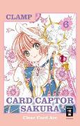 Cover-Bild zu CLAMP: Card Captor Sakura Clear Card Arc 06