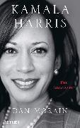 Cover-Bild zu Kamala Harris (eBook) von Morain, Dan