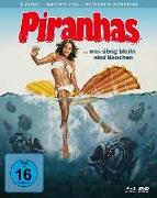 Cover-Bild zu Robinson, Richard: Piranhas