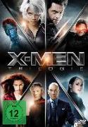 Cover-Bild zu Hayter, David: X-Men Trilogie