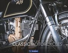 Cover-Bild zu Hahn, Pat: Art of Speed: Classic Motorcycles