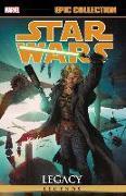 Cover-Bild zu Ostrander, John: Star Wars Legends Epic Collection: Legacy Vol. 3