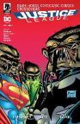 Cover-Bild zu Marz, Ron: Dark Horse Comics/DC Comics: Justice League Volume 2