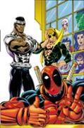 Cover-Bild zu Ostrander, John (Ausw.): Luke Cage, Iron Fist & the Heroes for Hire Vol. 2