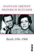 Cover-Bild zu Arendt, Hannah: Briefe 1936-1968