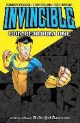 Cover-Bild zu Robert Kirkman: Invincible Compendium Volume 1
