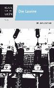 Cover-Bild zu Grün, Max von der: Die Lawine (eBook)