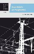 Cover-Bild zu Grün, Max von der: Zwei Briefe an Pospischiel (eBook)