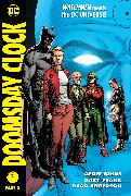 Cover-Bild zu Johns, Geoff: Doomsday Clock Part 2
