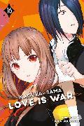 Cover-Bild zu Akasaka, Aka: Kaguya-sama: Love is War, Vol. 16