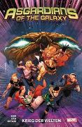 Cover-Bild zu Bunn, Cullen: Asgardians of the Galaxy