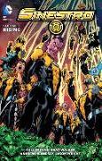Cover-Bild zu Bunn, Cullen: Sinestro Vol. 3: Rising