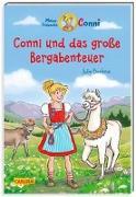 Cover-Bild zu Boehme, Julia: Conni-Erzählbände 30: Conni und das große Bergabenteuer