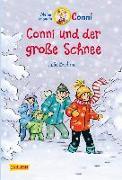 Cover-Bild zu Boehme, Julia: Conni und der große Schnee (farbig illustriert)