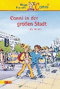 Cover-Bild zu Boehme, Julia: Conni-Erzählbände 12: Conni in der großen Stadt (eBook)