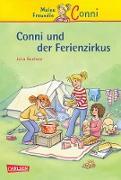 Cover-Bild zu Boehme, Julia: Conni-Erzählbände 19: Conni und der Ferienzirkus (eBook)