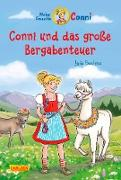 Cover-Bild zu Boehme, Julia: Conni-Erzählbände 30: Conni und das große Bergabenteuer (eBook)