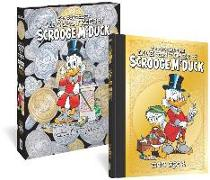 Cover-Bild zu Rosa, Don: The Complete Life and Times of Scrooge McDuck Deluxe Edition