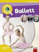 Cover-Bild zu Müller, Ann Sophie: Leselauscher Wissen: Ballett (inkl. CD)